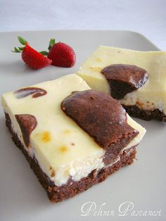 Easy Baking Recipes, Easy Cake Recipes, Cupcake Recipes, Cookie Recipes, Dessert Recipes, No Bake Desserts, Delicious Desserts, Brownie Cheesecake, Coffee Cake