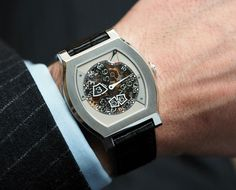 F.P. Journe Vagabondage III Watch With First-Ever Digital Jumping-Seconds Display