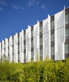 Galeria de Internato em Nimes / MDR Architectes - 13