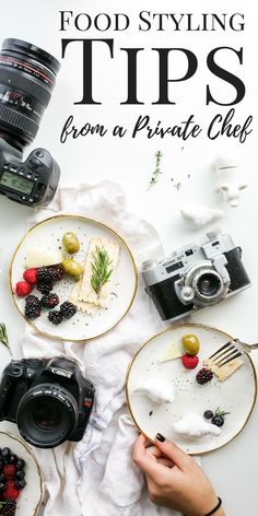 Food Styling Tips from a Private Chef.  Style is not only for clothing but food as well. Especially when you are hosting a dinner party, you want to serve dinner food that has some Michelin star style.  Click here to read more >>>