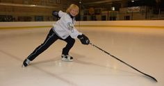 Laura Stamm's Power Skating Tips
