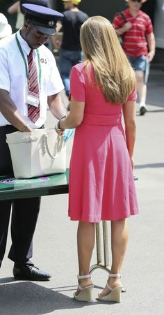 Kim Sears Photos: Kim Sears Heads to Wimbledon