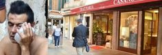 VENEZIA Un turista dopo aver ordinato una bistecca, ha notato che la pietanza non era cotta come lui desiderava e nel riferirlo