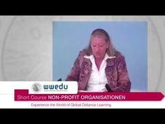 """Auszug aus dem Short Course """"Non-Profit Organisationen"""" - Nähere Informationen zum Kurs finden Sie auf unserer Website unter folgendem Link: http://wwedu.com/studien/short-courses/non-profit-organisationen/"""