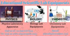 We are considering by the #educational #institutes and professionals for quality #scientific #lab #instruments and #high #school #laboratory #equipment #kits. We are global exporters of #science #lab #supplies of various departments. Visit us today and checkout the superior stock today.