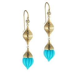 Couture Blues Ray Griffiths Earrings