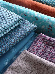 Fabrics... home made :) original creation, all rights reserved Catherine Pollak, 100 % Cotton Oeko-Tex100 140x100cm $29 #fabrics