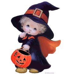Halloween 1, Halloween Clipart, Halloween Images, Halloween Cards, Holidays Halloween, Vintage Halloween, Halloween Decorations, Halloween Painting, Holly Hobbie