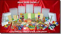 Life Skills Activities - TEACCH Based | Hands-On Tasks® Inc.