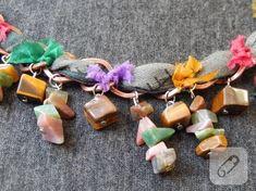 takı tasarım Beaded Necklace, Beaded Bracelets, Handmade Jewelry, Google, Necklaces, Beaded Collar, Pearl Necklace, Handmade Jewellery, Pearl Bracelets