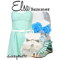 """Elsa"" by disneykid95 on Polyvore"