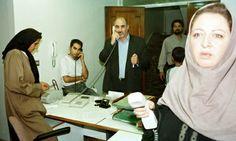 Staff at the Iranian daily newspaper Neshat