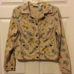 Adorable Jacket By Liz Claiborne