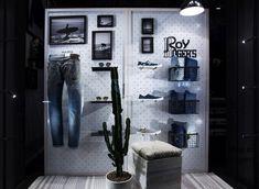 Roy Roger Windows Spring/Summer 2015 by Arte Vetrina Project, Milan, Florence, Forte dei Marmi, Rome & Naples – Italy » Retail Design Blog
