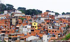 "São Paulo (Brazil) - Favela by Danielzolli, via Flickr ~ The most ""original"" house in the neighborhood"