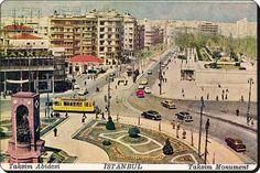 #Taksim, 1950ler #istanlook