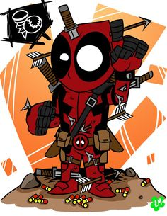 #Deadpool #Fan #Art. (Deadpool: Screwball) By: Sonic-E. (THE * 5 * STÅR * ÅWARD * OF: * AW YEAH, IT'S MAJOR ÅWESOMENESS!!!™)[THANK U 4 PINNING!!!<·><]<©>ÅÅÅ+(OB4E)     https://s-media-cache-ak0.pinimg.com/564x/16/df/65/16df65791b948a268f9df4ef3c46c723.jpg