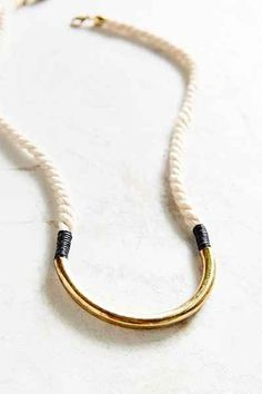 Felicity Rope Necklace
