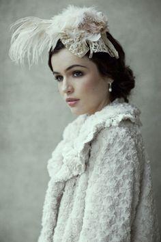 Winter wedding perfection!