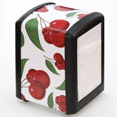 Cherries Napkin Dispenser