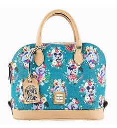 Disney Dooney & Bourke Bag - 2016 Flower and Garden Festival - Satchel