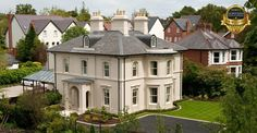 suburban mansions | Luxury Suburban Mansion | Des Ewing : Residential Architects