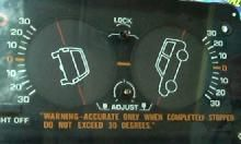 How to read and change settings on first Gen altimeter. Toyota 4x4, Toyota 4runner, 1st Gen 4runner, Cool Trucks, Grease, Motors, Japanese, Humor, Humour