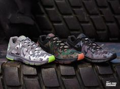 For athletes looking to do their training incognito, Nike Pro has released the Free Trainer in a trio of new camouflage colorways. Best Sneakers, Casual Sneakers, Sneakers Nike, Nike Jordan 13, Nike Free Trainer, Nike Shoes Cheap, Nikes Girl, Training Shoes, Fashion Shoes