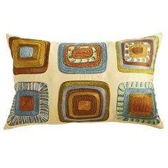 Product Details - Six Squares Pillow
