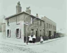 Hoskins Street: by Old Woolwich Road 1903