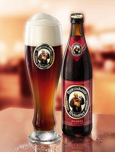 Spaten-Franziskaner-Bräu, Munich, Germany (owned by Anheuser-Busch) Franziskaner… Artisan Beer, Beer Cellar, Pale Ale Beers, Beer Girl, Wheat Beer, Beer Brands, German Beer, Beer Tasting, Beer Recipes