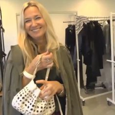 """""""How to reinvent a classic? Join @SoniaRykiel Creative Director @juliedelibran as she talks about the new look Domino bag in our exclusive video from…"""""""