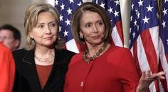 """Pelosi: Hillary Better Prepared to Be President than Obama - Minutemen News I won't vote for hillary """"Leave 'em dead in Benghazi"""" clinton.  I get tired of watching bodies drop wherever she goes."""