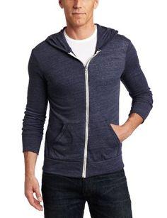 Alternative Men's Zip Hoodie Shirt