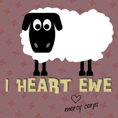 We are ready to share some love! Click through to send your own Mercy Corps eValentine. #Valentine