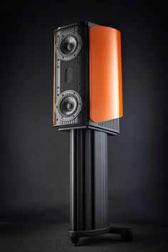 Mono and Stereo High-End Audio Magazine: Gryphon Mojo S speakers official photos