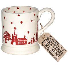 #Christmas Town 1/2 Pint #Mug Sponge http://www.emmabridgewater.co.uk/invt/1chr010002