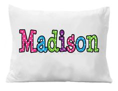 Hey, I found this really awesome Etsy listing at https://www.etsy.com/listing/95863321/personalized-pillow-case-personalized