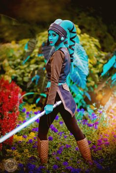 Aayla Secura from St