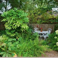 Garden dining area   Country cottage garden tour   Garden tour   Garden design ideas   PHOTO GALLERY   Housetohome