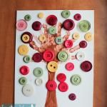 Painting with Watercolors, Glue and Salt | Preschool Art Activity