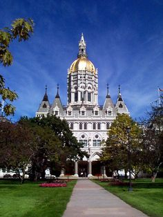 Connecticut State Capitol Building (Hartford)