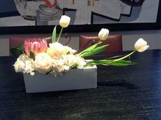 Protea, Orchids & Tulips