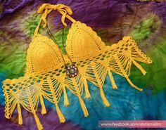 Top crochet exclusive Malim