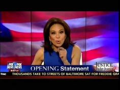 Judge Jeanine on Clintons: 'There's a Name for People Who Are Willing to Sell Out Their Country for Cash' - Tea Party News