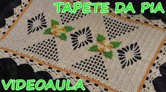TAPETE DA PIA  - JB ÍSIS #LUIZADELUGH