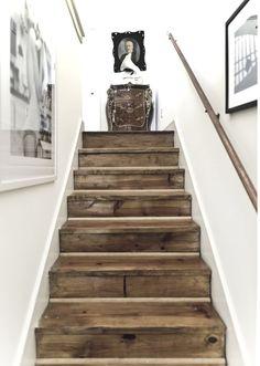Så snygg trapp