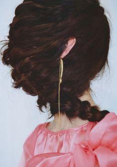 efedra:  For a Girl by Shin Suzuki for So-En Magazine October 2010