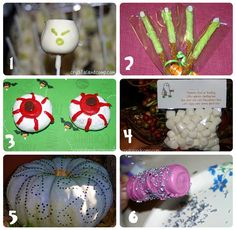 fun craft ideas for Haloween