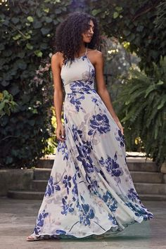 100+ Dresses Perfect for Wedding Guests | The Perfect Palette Party Dresses For Women, Nice Dresses, Stylish Dresses, Women's Dresses, Dresses Online, Backless Maxi Dresses, Tie Dye Maxi, Trendy Clothes For Women, Formal Gowns